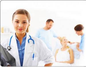 Sundhedsplejerskeuddannelse (Foto: danskvikarcenter.dk)